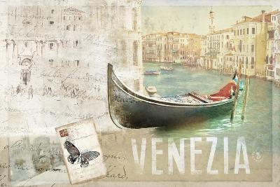 Venezia Butterfly-Andrew Michaels-Art Print