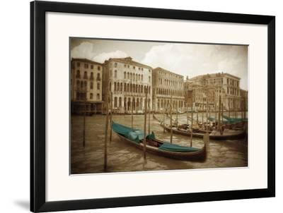 Venezia II-Heather Jacks-Framed Giclee Print