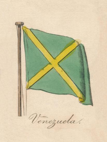 'Venezuela', 1838-Unknown-Giclee Print