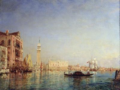 Venice, 19th Century-Felix Francois Georges Philibert Ziem-Giclee Print
