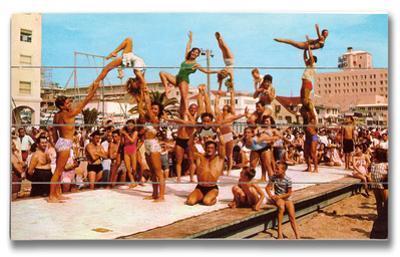 Venice Beach Body Builders II
