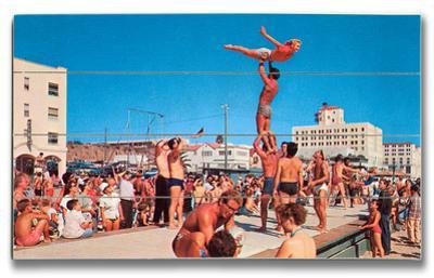 Venice Beach Body Builders