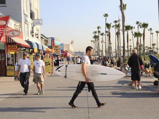 Venice Beach, Los Angeles, California, United States of America, North America-Wendy Connett-Photographic Print