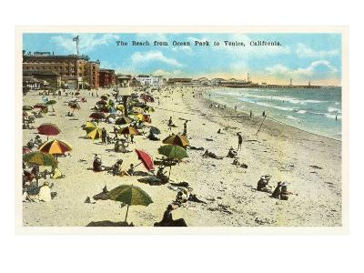 Venice Beach, Los Angeles, California--Art Print