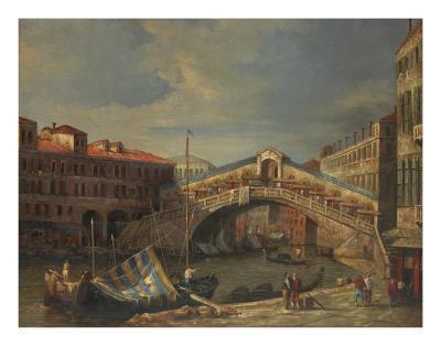 Venice Bridge-Stanley-Art Print