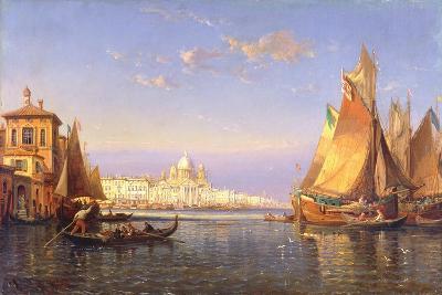 Venice, C.1850-James Holland-Giclee Print