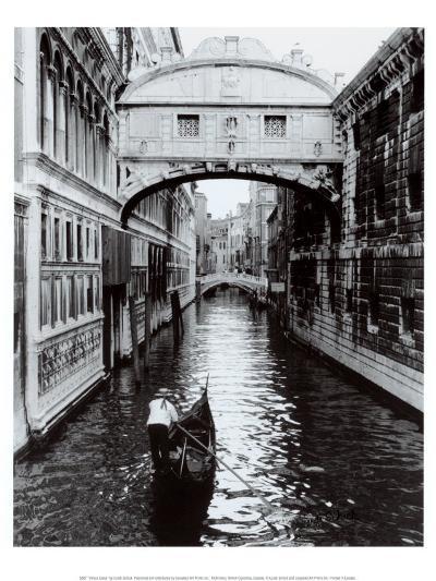 Venice Canal-Cyndi Schick-Art Print
