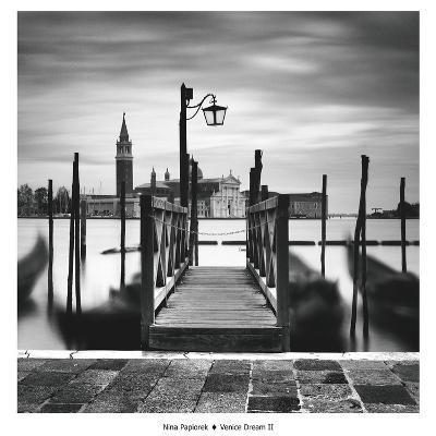 Venice Dream II-Nina Papiorek-Art Print
