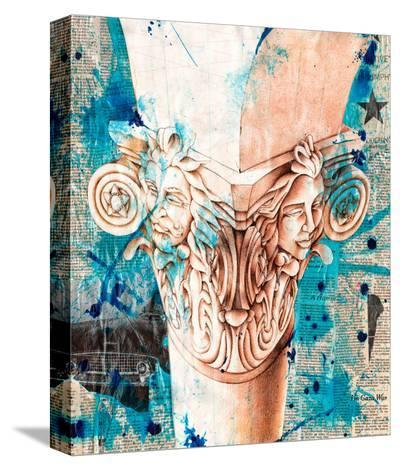 Venice Icon-Christina Ramos-Stretched Canvas Print