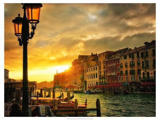 Venice in Light IV-Danny Head-Art Print