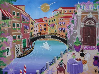 Venice, Italy, 2013-Herman Richir-Giclee Print
