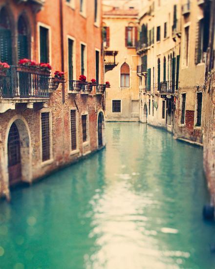 Venice Memories I-Irene Suchocki-Giclee Print