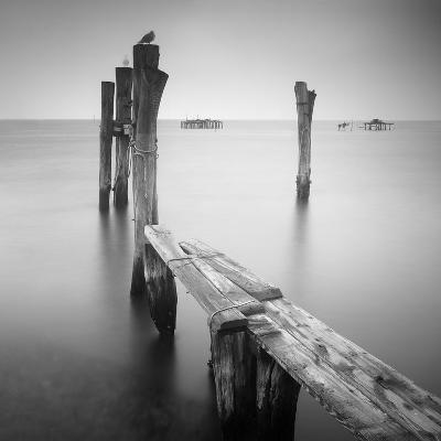 Venice Path-Nina Papiorek-Photographic Print