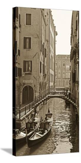 Venice Reflections-Jeff/Boyce Maihara/Watt-Stretched Canvas Print