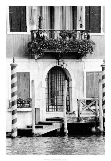 Venice Scenes I-Jeff Pica-Art Print