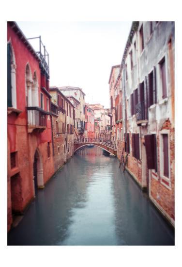 Venice Stroll-Sonja Quintero-Art Print