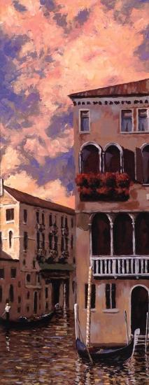 Venice Sunset I-D^J^ Smith-Art Print