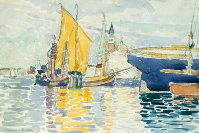 Venice-The Giudecca, 1903-Henri-Edmond Cross-Giclee Print