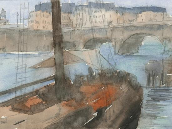 Venice Watercolors IV-Samuel Dixon-Art Print