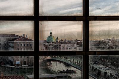 Venice Window-Roberto Marini-Photographic Print