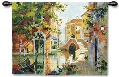 Venice-Marilyn Simandle-Wall Tapestry