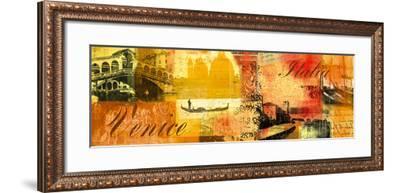 Venice-Tom Frazier-Framed Art Print