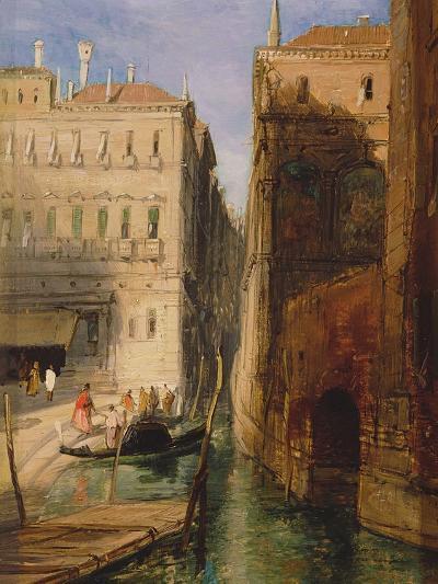 Venice-James Holland-Giclee Print