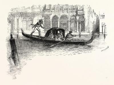 Venice--Giclee Print