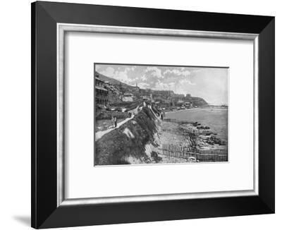 'Ventnor', c1896-J Thompson-Framed Photographic Print