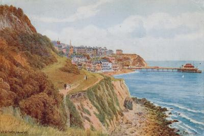 Ventnor, from W-Alfred Robert Quinton-Giclee Print