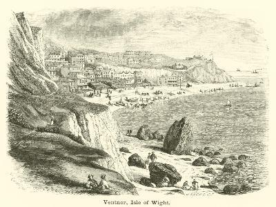 Ventnor, Isle of Wight--Giclee Print