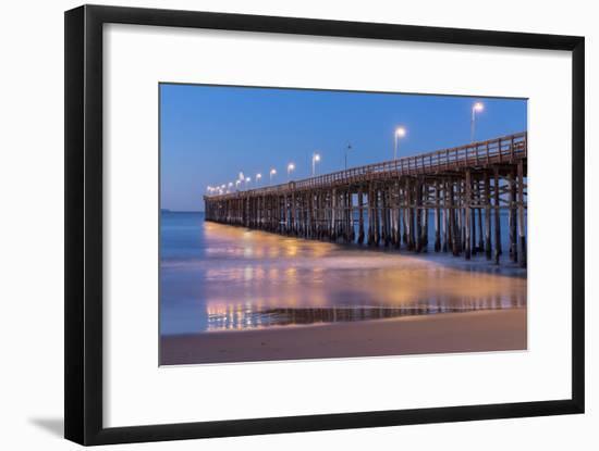 Ventura Pier-Lee Peterson-Framed Photo