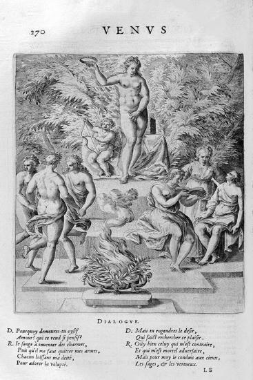 Venus, 1615-Leonard Gaultier-Giclee Print