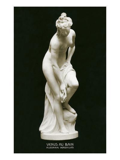 Venus Au Bain Statue--Art Print