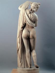 Venus Callipygian, Kallipygos, 1st Century, Marble, Full Relief