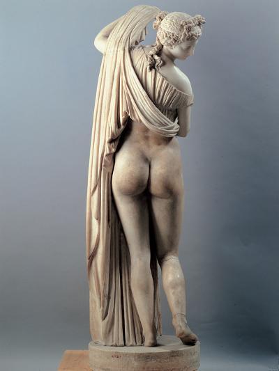 Venus Callipygian, Kallipygos, 1st Century, Marble, Full Relief--Photographic Print