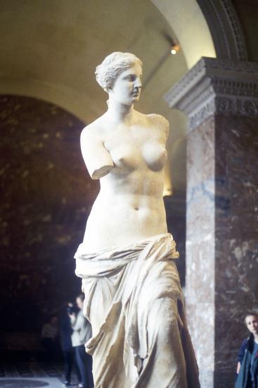 Venus De Milo, C130-120 Bc-Alexandros of Antioch-Photographic Print