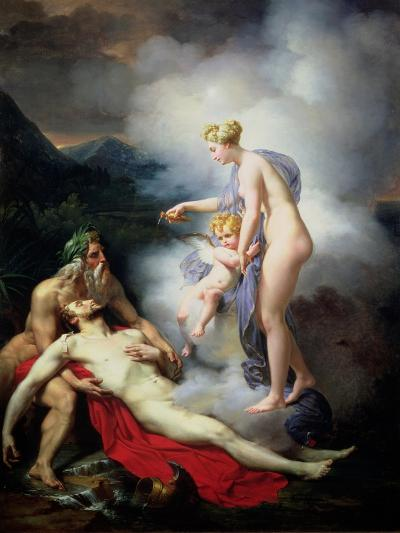 Venus Heals Adonis--Giclee Print