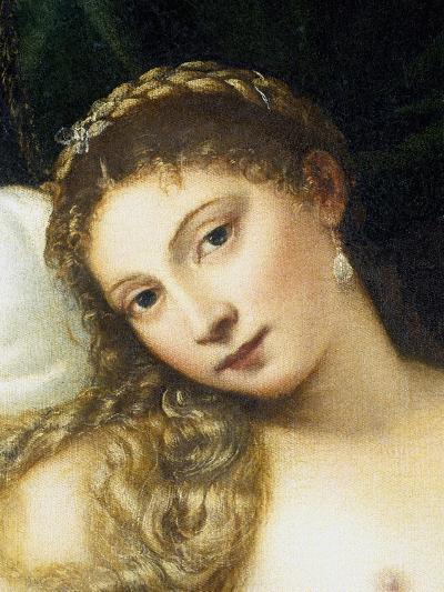 Venus of Urbino, Before 1538-Titian (Tiziano Vecelli)-Giclee Print