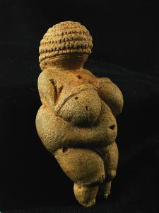 Venus of Willendorf (Side View)
