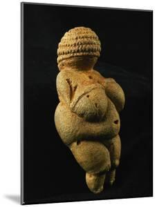 Venus of Willendorf (Side View)