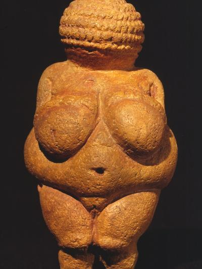 Venus Of Willendorf--Photographic Print