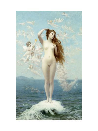Venus Rising (The Star)-Jean Leon Gerome-Giclee Print