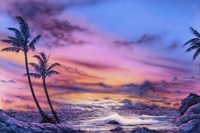 Venus Sunset-Apollo-Giclee Print