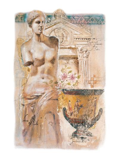 Venus-Joadoor-Art Print