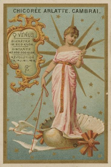 Venus--Giclee Print