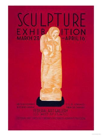 Sculpture Exhibition: Wpa Federal Art Project