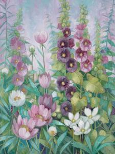 Garden in Spring 2 by Vera Hills
