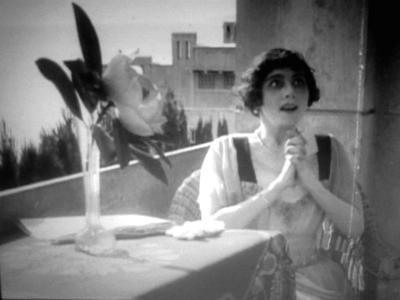 Vera Karalli, Russian Ballet Dancer and Silent Film Actress, 1917--Giclee Print