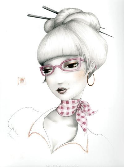 Vera-Misstigri-Art Print